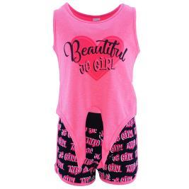 Παιδικό Σετ-Σύνολο Joyce 201154 Φούξια Κορίτσι