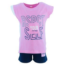 Παιδικό Σετ-Σύνολο Joyce 201347 Ροζ Κορίτσι