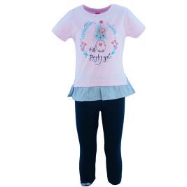 Παιδικό Σετ-Σύνολο Joyce 201134 Ροζ Κορίτσι