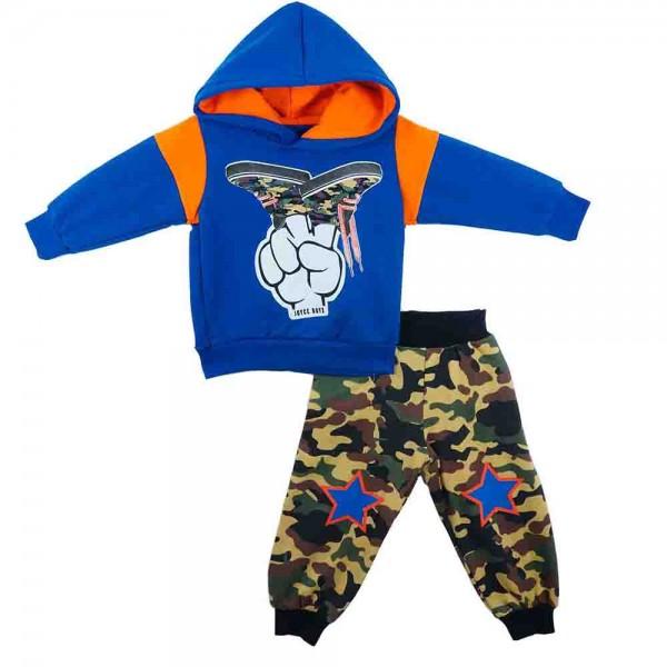 Αθλητισμός   Παιδικά   Ρούχα   Φόρμες   Παιδική Φόρμα-Σετ Mayoral  17-04811-047 Μαύρο Αγόρι - GoldenShopping.gr 4ff46ec2429