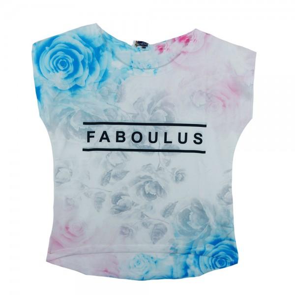 0e0b8944d2a Παιδικά > Κορίτσια > Μπλούζες / PATACHOU - Παιδική μπλούζα PATACHOU ...