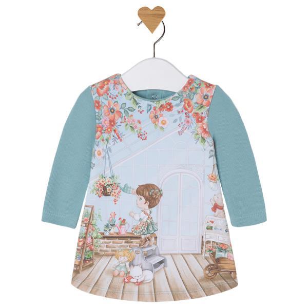 6619d8ef890 Παιδικά > Βρέφη > Ρούχα > Φορέματα | Φούστες / Βρεφικό Φόρεμα ...